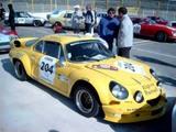 Alpine Renault A 110 racing  k