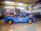Alpine Renault A 110 racing  j