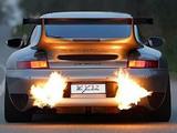 2º   911Turbo Gemballa