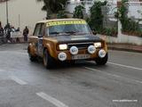 Seat 124 rally Costa Brava historic 2006
