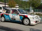 Peugeot 205 turbo 16v