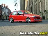 Foto Ford Fiesta RS Turbo 1990