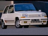 Foto Renault Supercinco GT Turbo