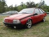 Foto Renault Fuego  1980