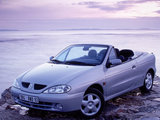 Foto Renault Megane Convertible 1999
