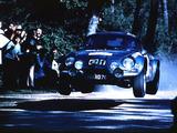 Foto Alpine Renault A110