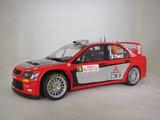 MITSUBISHI LANCER WRC RALLYE MONTE CARLO 2005