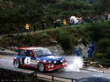 R5 Maxiturbo Jean  Ragnotti 1985