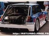 Renault 5 Maxiturbo Ragnotti circuitos