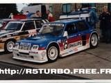 Foto Renault 5 Turbo Ragnotti circuitos