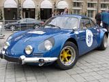 1969 Alpine Renault A110 1600 S.