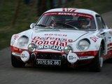 Alpine Renault A110 Legend Boucles de Spa Ragnotti 2