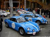 Alpine Renault A110 motor Gordini