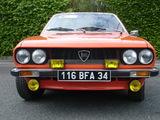 Lancia Beta Spider 1977