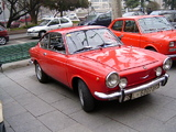Seat 850 Sport Coupe l