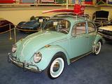 Foto 1965 VW Beetle de origen