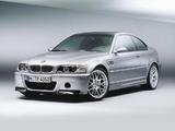 Foto BMW M3 CSL