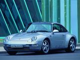 Foto Porsche 993 targa