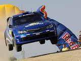 subaru wrc2008 takes second in debut at acropolis rally