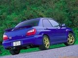 Subaru Impreza Wrx 07