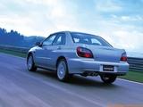 Subaru Impreza Wrx 08