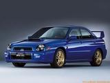 Subaru Impreza Wrx 18