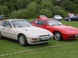 Foto Porsche 932 and 924 S
