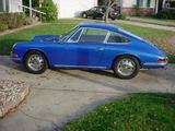 Foto 911 left side 1965