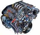 Motor 2.5 V6