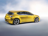 Lexus LF Ch Compact Hybrid