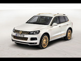 Volkswagen  touareg Gold  Edition  2011