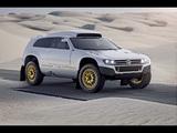Volkswagen Race  Touareg Qatar 2011