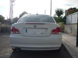 Foto BMW Serie 1 Coupe - Desde Atrás