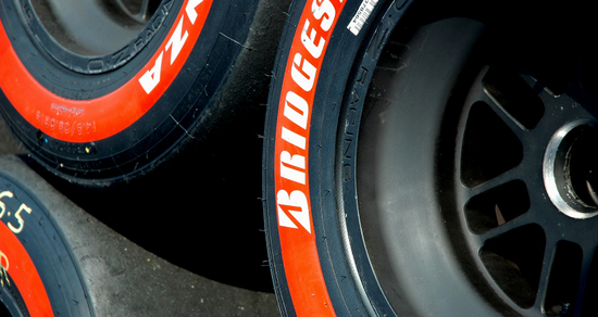 Slicks Bridgestone