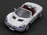Foto opel speedster   front