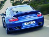 911 turbo azul